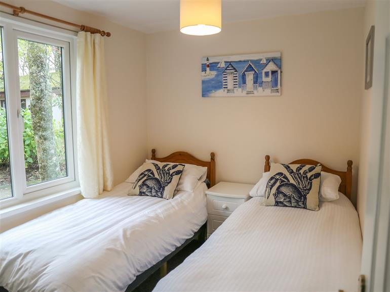 This is a bedroom at 70 Trevithick Court in Hayle
