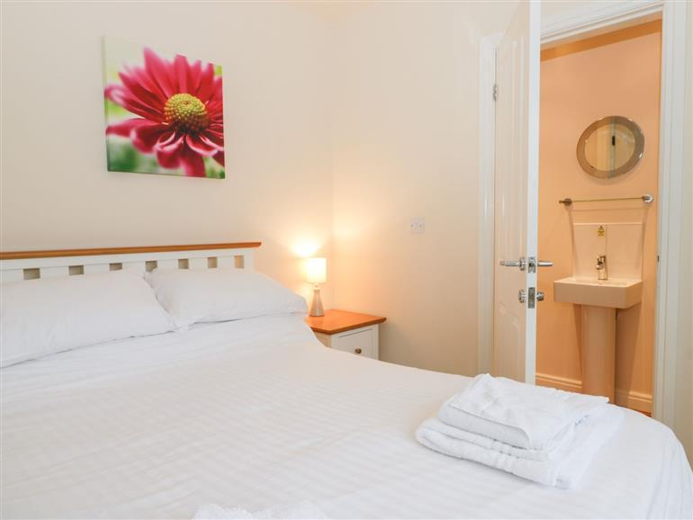 This is a bedroom at AceGrace Place in The Bay - Filey