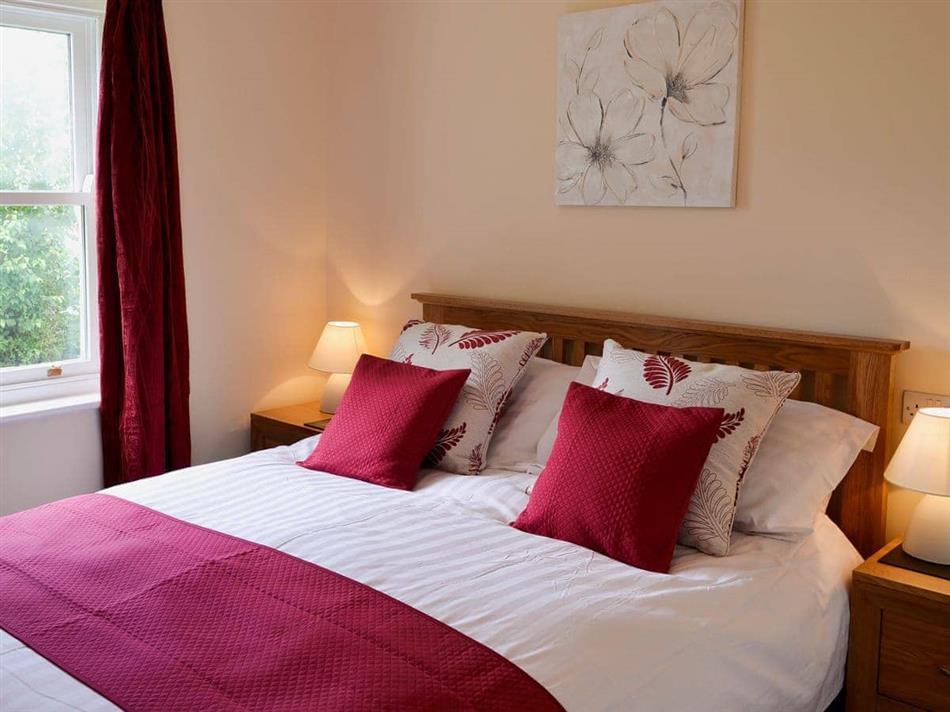 Bedroom in 2 Lonsdale House, Keswick