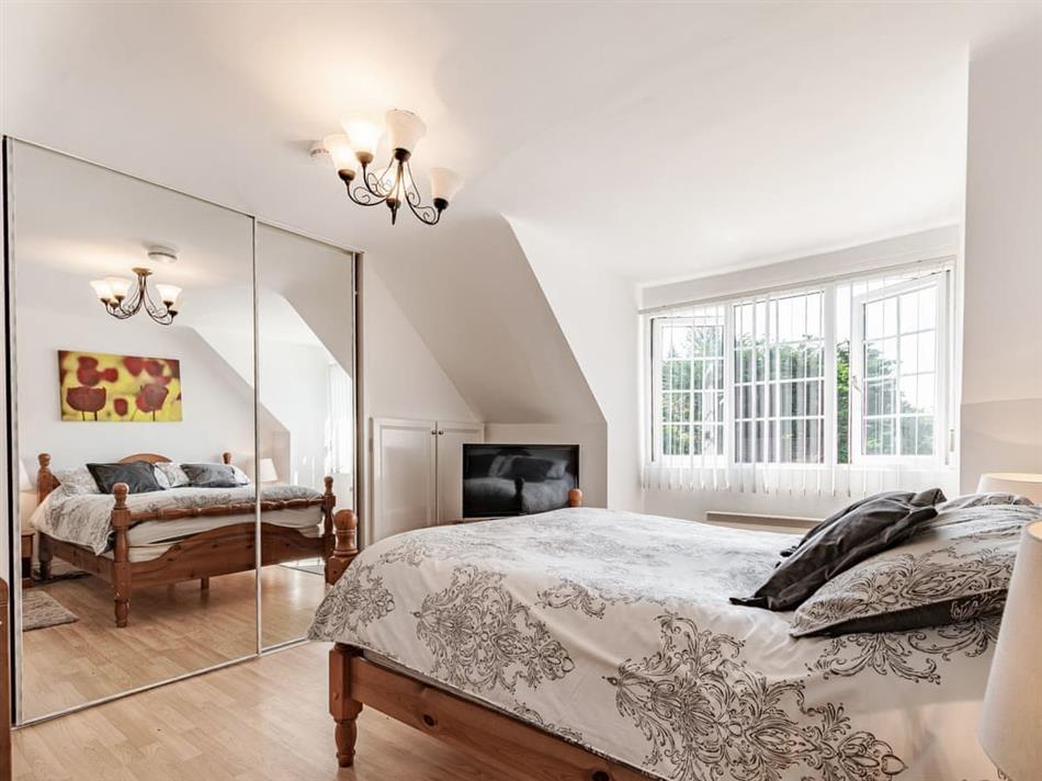 Bedroom in Coachmans Retreat, Witton, near Brundall