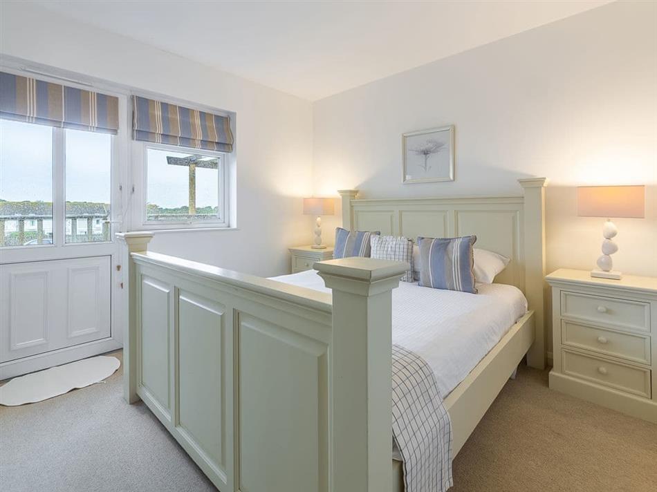Bedroom in Cottage 4,