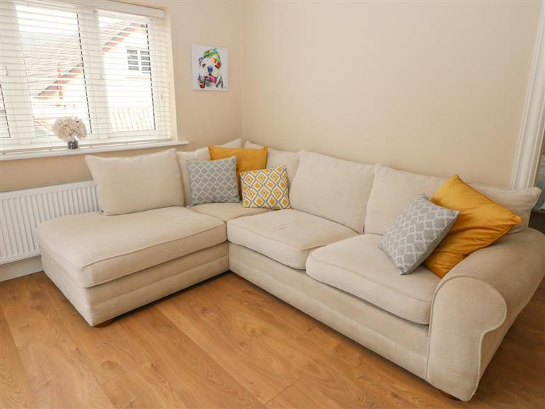 The living room at 6 Carhan Rd in Cahersiveen