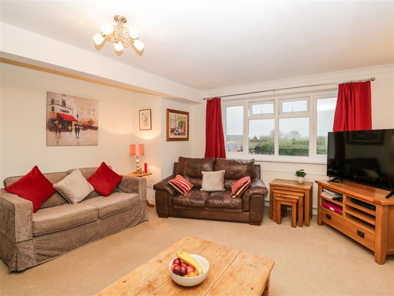 This is the living room at Ashgrove in Winsley