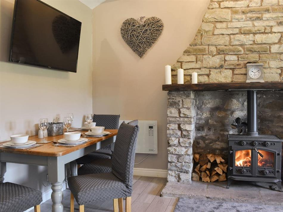Living room in Acre Hill Cottage, Lane Ends, near Bolton By Bowland