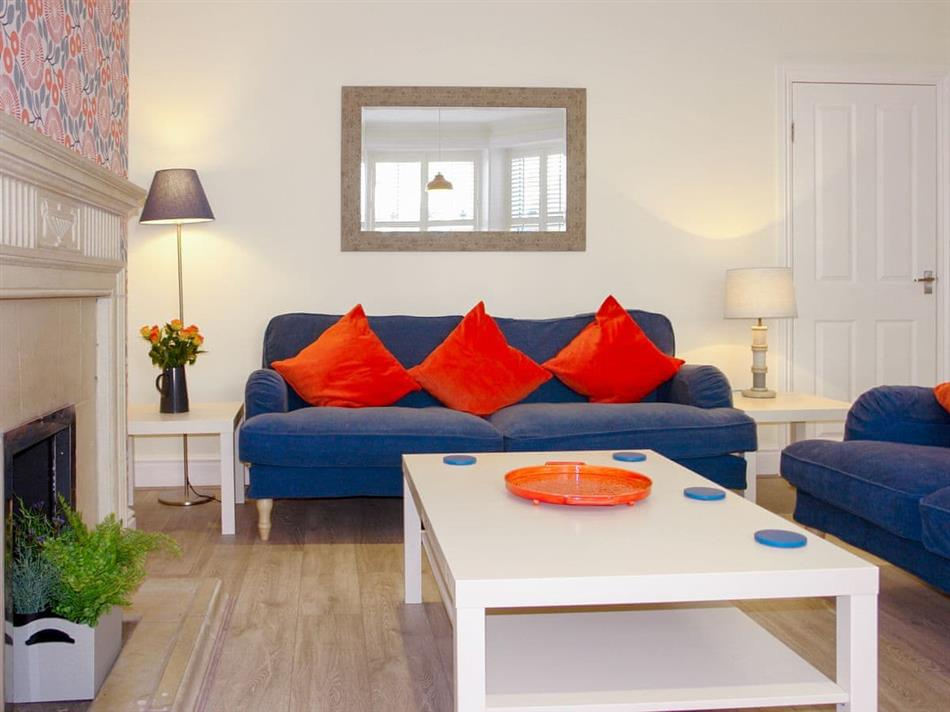 Living room in Bay Tree Apartment, Eastbourne