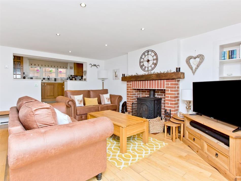 Living room in Dowies Mill Lane, Edinburgh