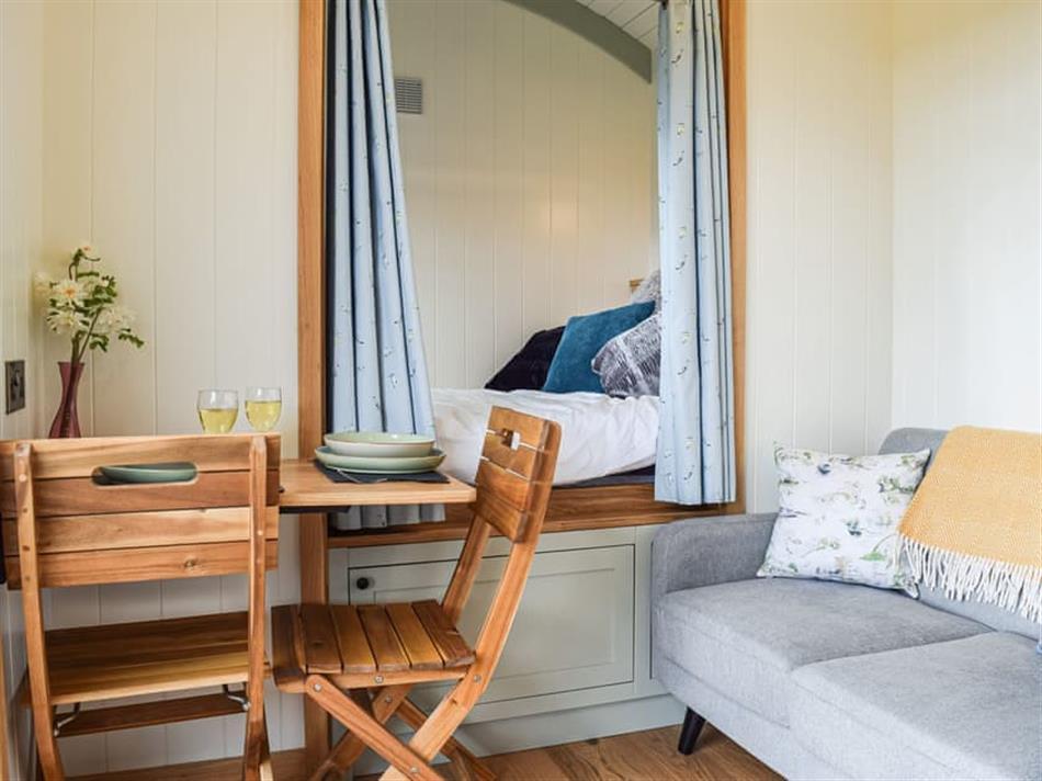 Living room in Grace, Little Braunston