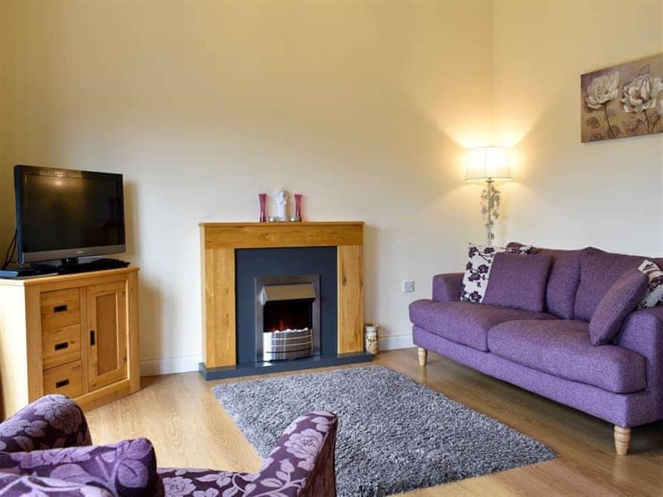 Living room in Lavender Lea, Landford, near Salisbury