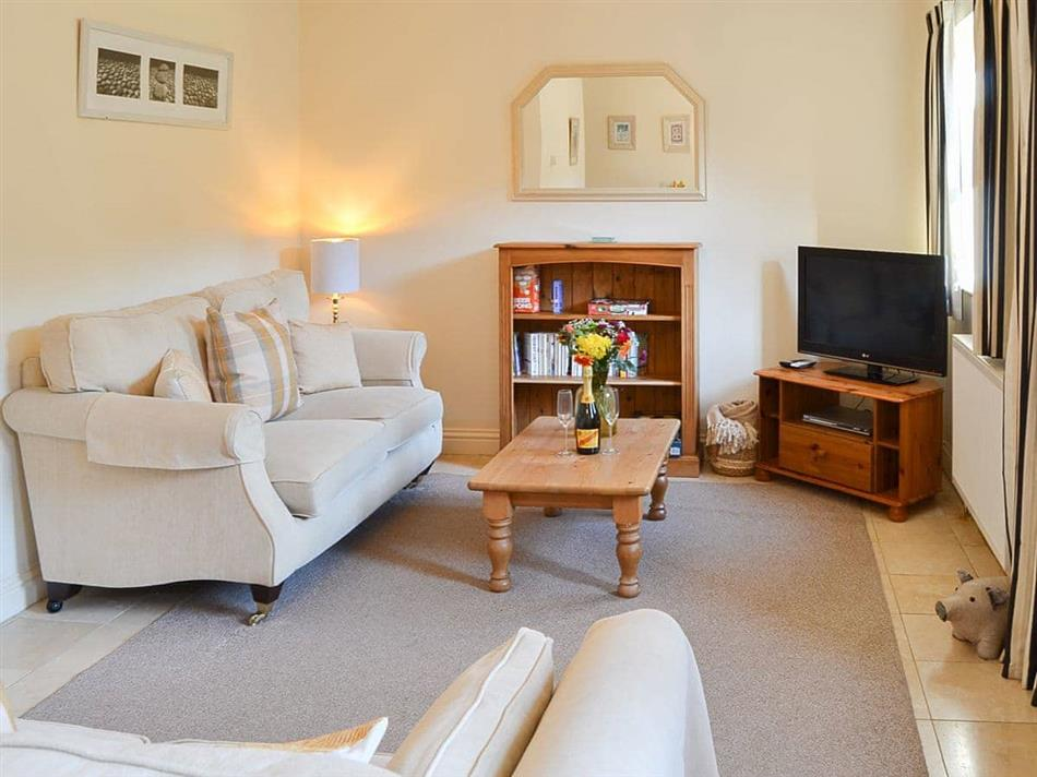 Living room in Lily Broad Cottage, Rollesby, near Great Yarmouth