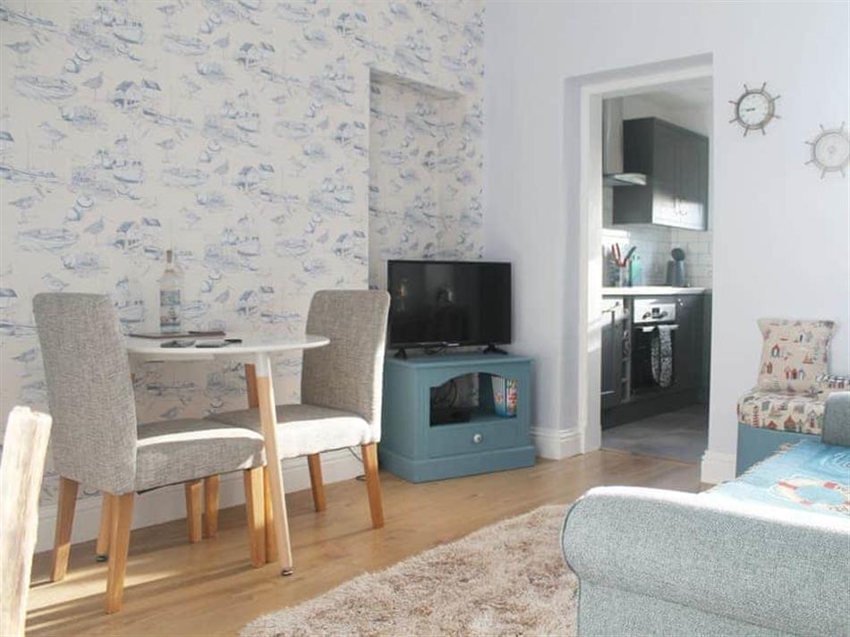Living room in Linne Foirthe, Dysart, near Kirkcaldy