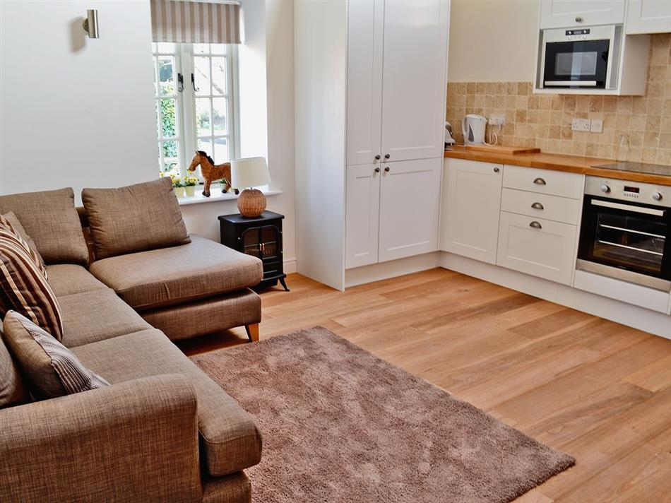 Living room in Princess Cottage, Martin, near Fordingbridge
