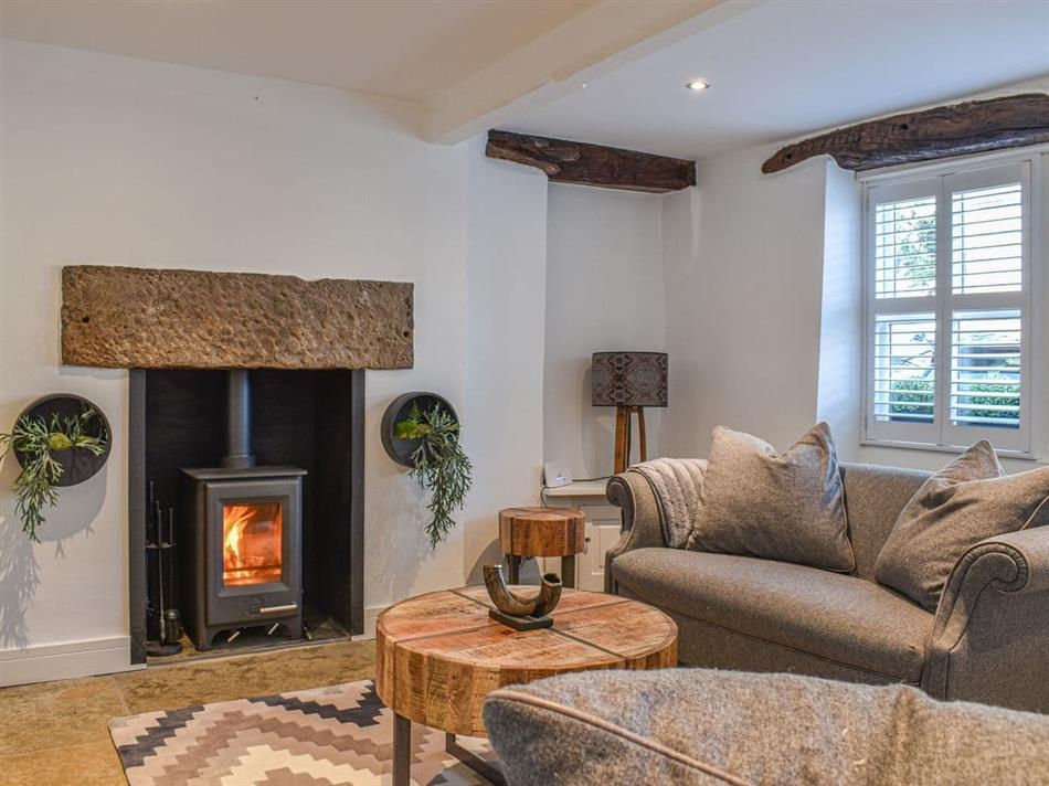 Living room in Queens Square, Kirkby Lonsdale, Kirkby Lonsdale,