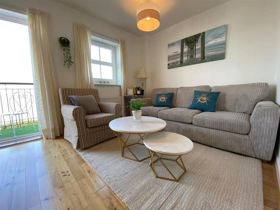 Living room in River View, Greenhithe