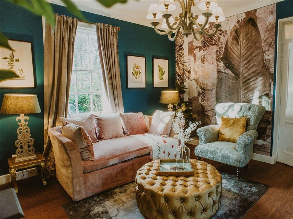 Living room in Rose Blair,
