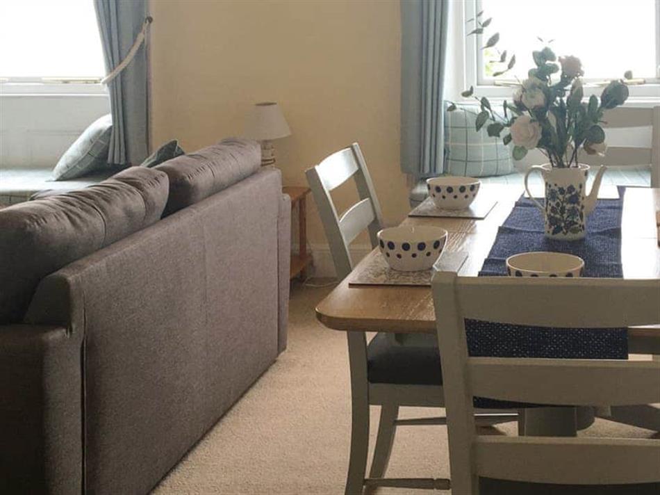 Living room in Sea Views, Filey
