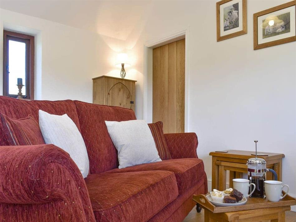 Living room in Shepherds Den, Newton Le Willows