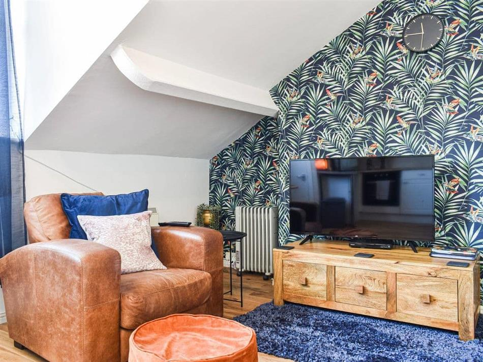Living room in St Martins Square Apartment 3, Scarborough