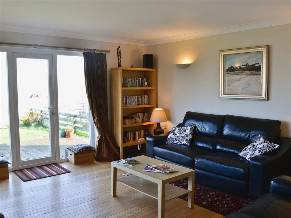 Living room in Tign An Uruisge, Drummore