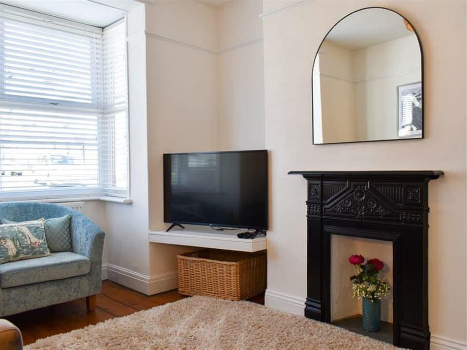 Living room in Turnstone, Bideford
