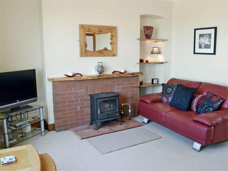 Living room in Winloma, Port William