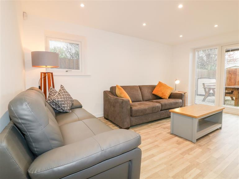 This is the living room at Lily Cottage in Camelford