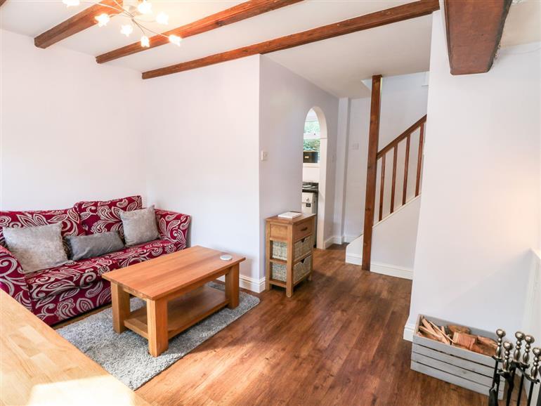 The living room at Parva near Stokesley