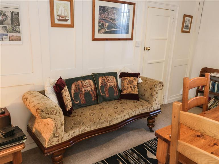 This is the living room at The Anchorage in Whitby